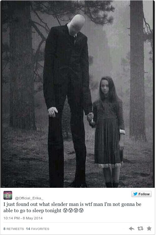 Everything You Need To Know About Horror Meme Slender Man