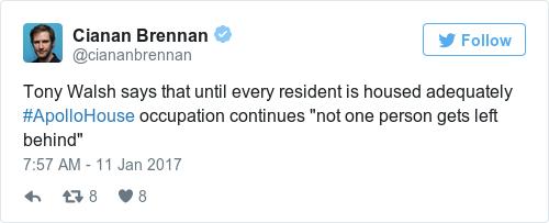 Tweet by @Cianan Brennan