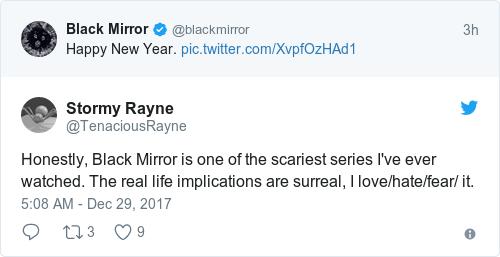 Tweet by @Stormy Rayne