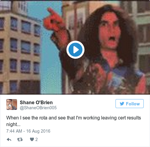 Tweets That Sum Up The Phenomenon That Is Leaving Cert Results - 16 pictures that sum up how you feel about 2016