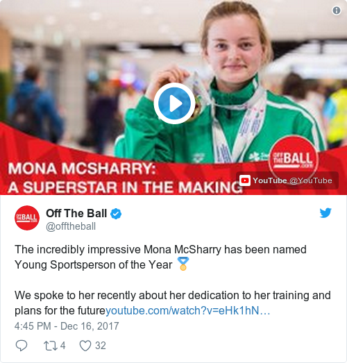 Tweet by @Off The Ball