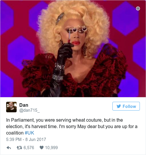 423bbd7b3eccedcc41136ca7a63062c6 the best memes from when theresa may admitted the naughtiest thing