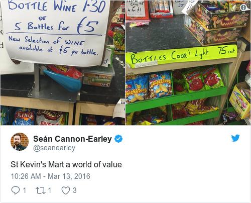 Tweet by @Seán Cannon-Earley