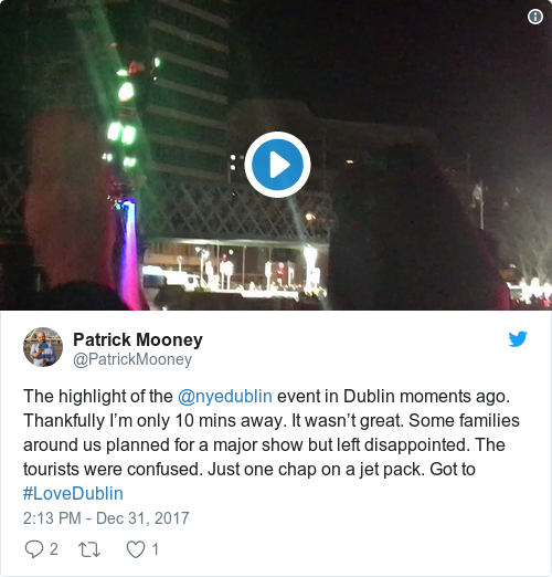 Tweet by @Patrick Mooney
