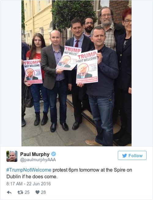 Tweet by @Paul Murphy