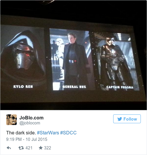 Tweet by @JoBlo.com