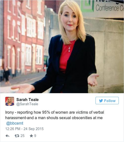 Tweet by @Sarah Teale