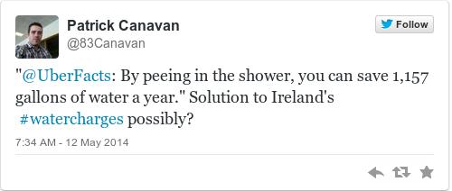 Tweet by @Patrick Canavan