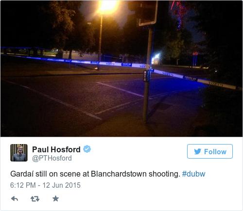 Man Killed In Harlesden Church Road Street Shooting: Man Dies After Being Shot Eight Times In Blanchardstown
