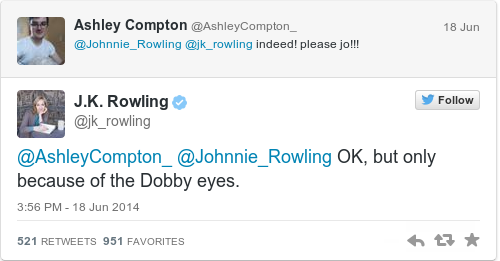 An open letter to J.K. Rowling: Please, just stop.