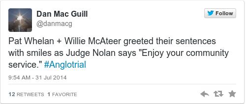 Tweet by @Dan Mac Guill