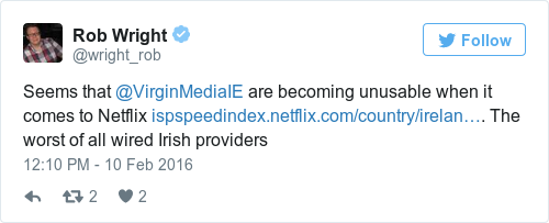 There Are Big Problems With Netflix Speeds On Virgin Media But