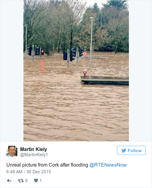 this luxury cork hotel made a wonderful gesture to locals affected