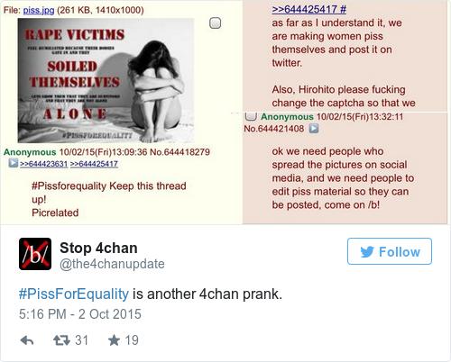 4chan dating site prank