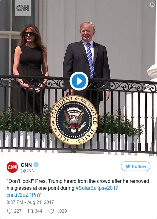 Tweet by @CNN