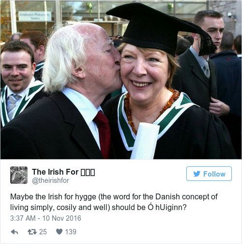 Tweet by @The Irish For 👫💊🎸