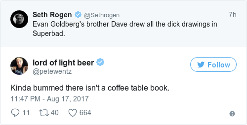Tweet by @lord of light beer