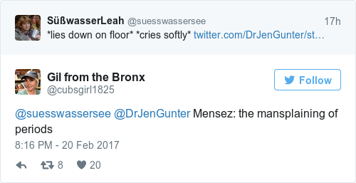 Tweet by @Gil from the Bronx