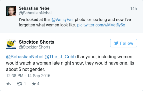 Tweet by @Stockton Shorts