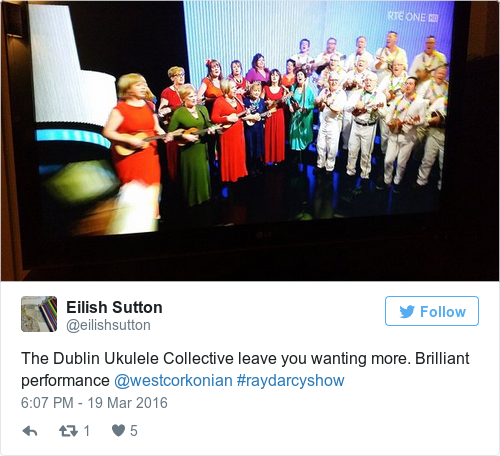 Tweet by @Eilish Sutton