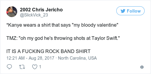 Dublin Band My Bloody Valentine Showed Up On Kanyes T
