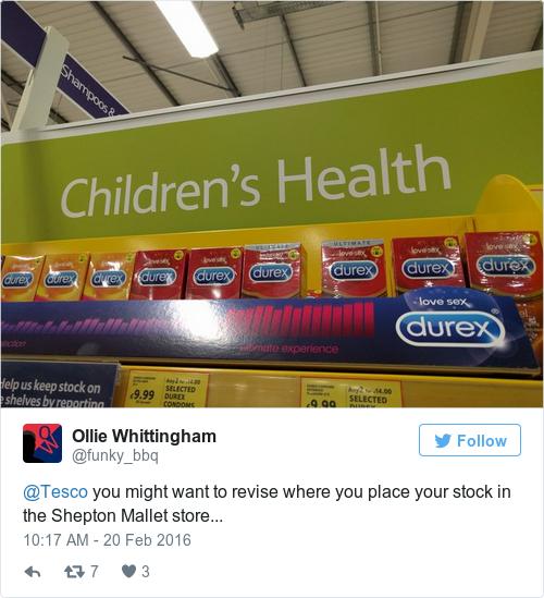 Tweet by @Ollie Whittingham