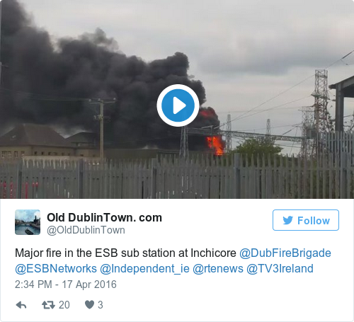 Tweet by @Old DublinTown. com