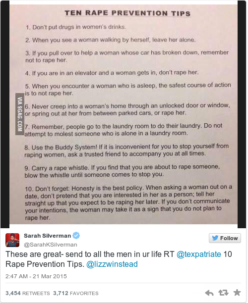 Funny tips for guys on dating
