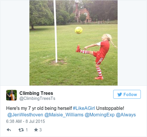Tweet by @Climbing Trees