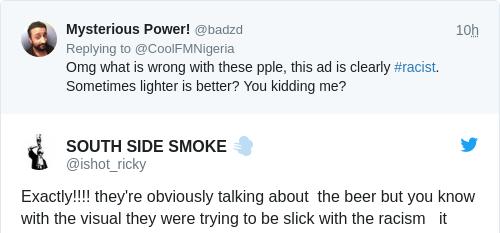 Tweet by @SOUTH SIDE SMOKE 💨