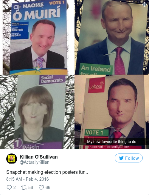 Tweet by @Killian O'Sullivan