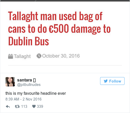 Headlines That Sum Up Ireland In The Daily Edge - 16 pictures that sum up how you feel about 2016