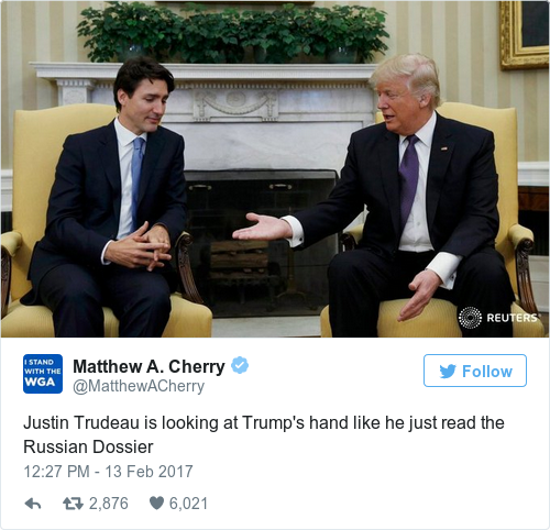 Tweet by @Matthew A. Cherry