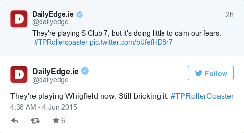 Tweet by @DailyEdge.ie