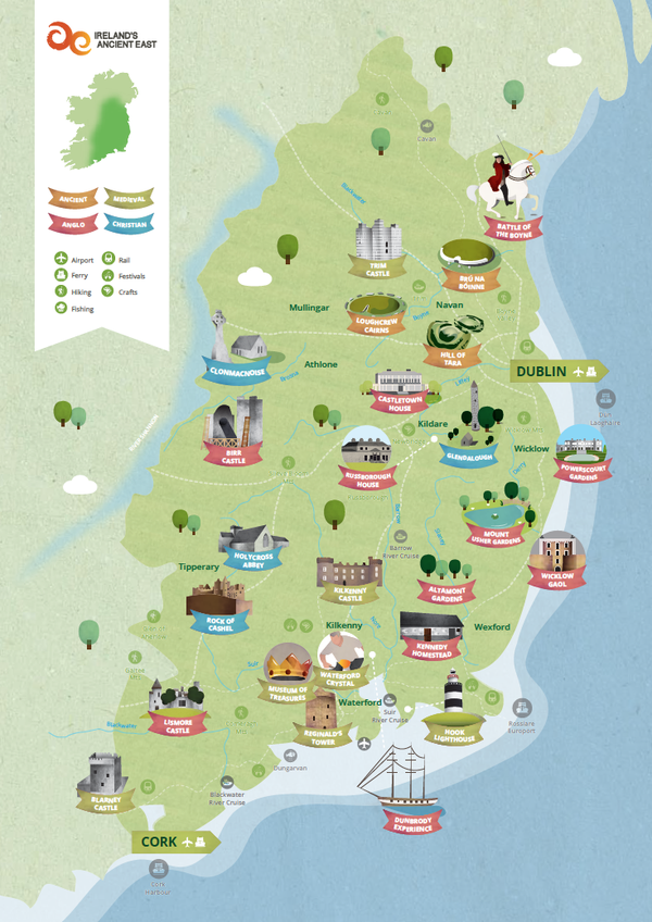 {The people behind the new east coast tourism drive left Louth – East Coast Tourist Attractions Map