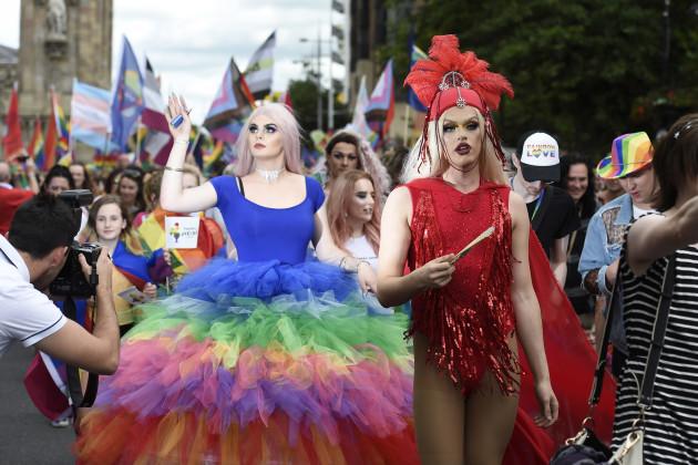 Belfast Pride 2018