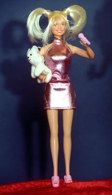 Music - Spice Girls Dolls - Toy Retailers Fair - London