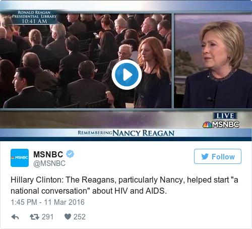 Tweet by @MSNBC