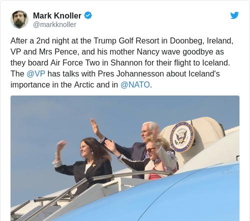 Tweet by @Mark Knoller