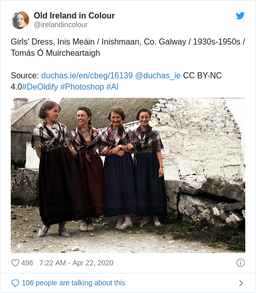 Tweet by @Old Ireland in Colour