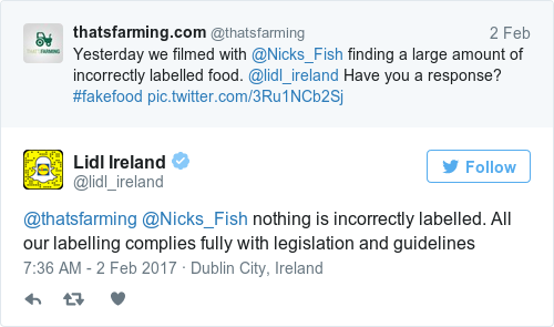 45d2b3c47b58a4ead97a948aef546aeb - 'It's misleading' – is a tricolour sticker on fish enough to convince you it comes from Ireland?
