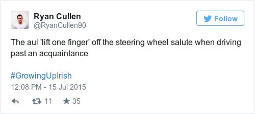 Tweet by @Ryan Cullen