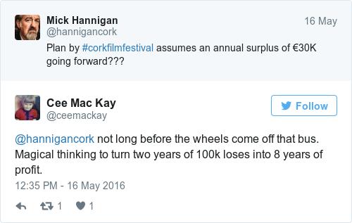 Tweet by @Cee Mac Kay