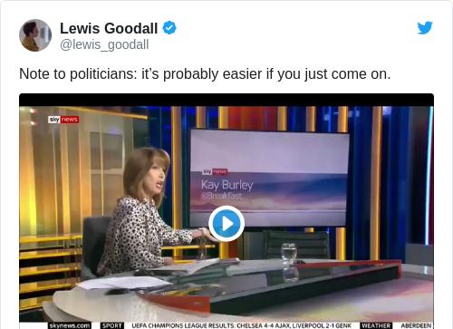 Tweet by @Lewis Goodall