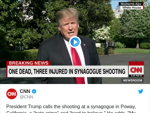 Tweet by @CNN