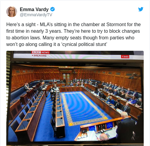 Tweet by @Emma Vardy