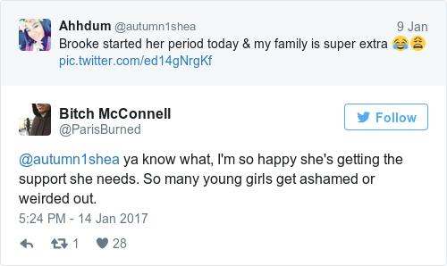 Tweet by @Bitch McConnell