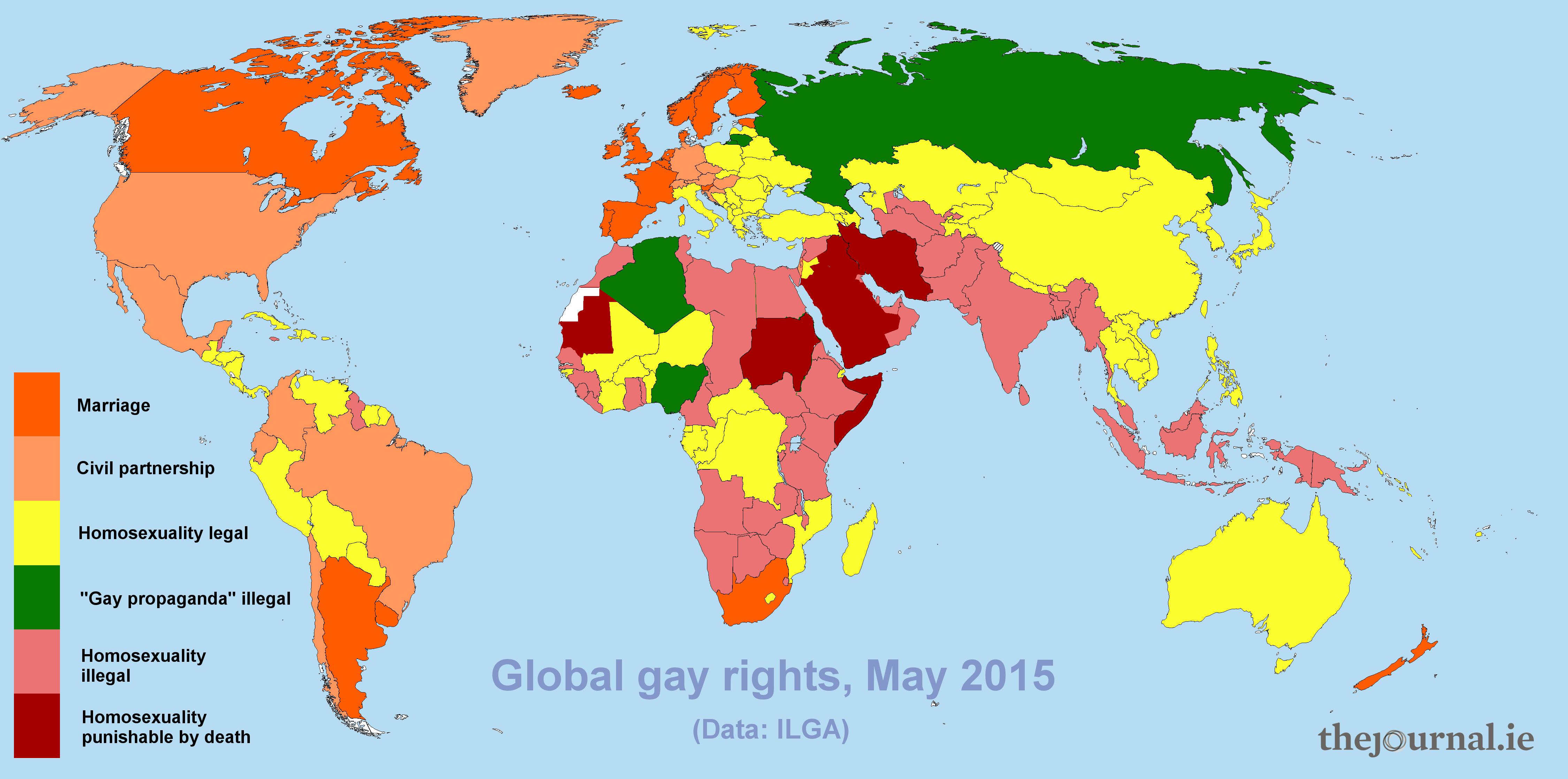 Lgbtq rights milestones fast facts